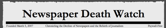 http://newspaperdeathwatch.com/
