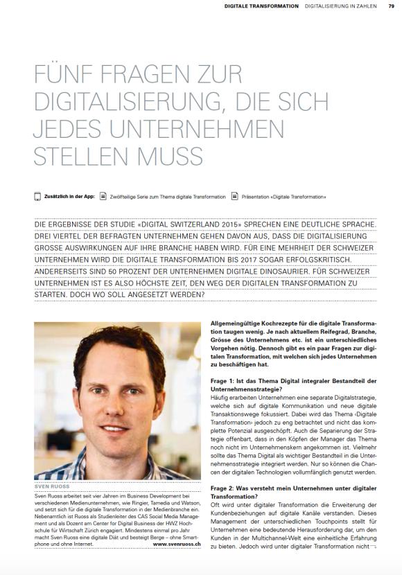 Jahrbuch Marketing 2016